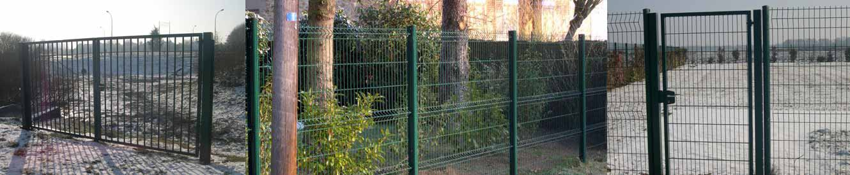 Thiébault Paysage | pose de clôture sur Auffargis